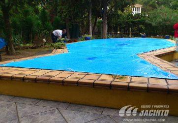 Cobertores de piscina